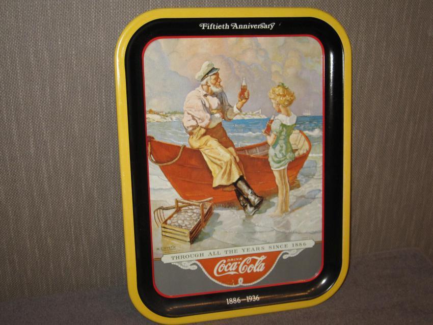 Coca Cola Trays | The Coca Cola Collection