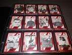 Coca Cola collectorcards set of 580 pieces / nr 3107